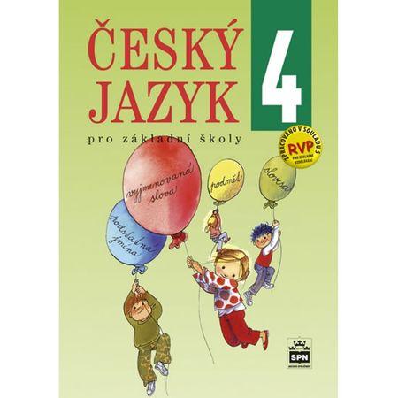 Hošnová a kolektiv Eva: Český jazyk 4 pro základní školy