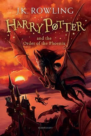 Rowlingová Joanne Kathleen: Harry Potter and the Order of the Phoenix