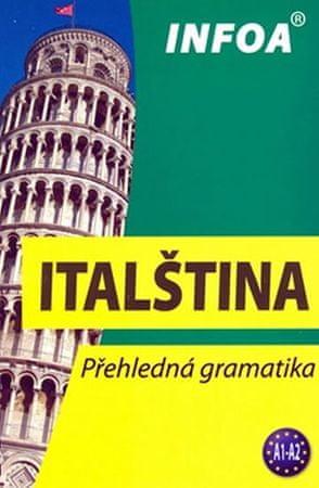 Doubravová Ivana: Italština - Přehledná gramatika (nové vydání)