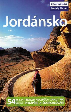 Mayhew Bradley: Jordánsko - Lonely Planet - 2. vydání