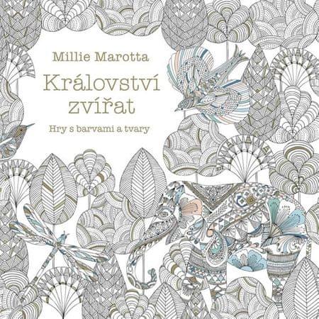 Marotta Millie: Království zvířat - Hry s barvami a tvary