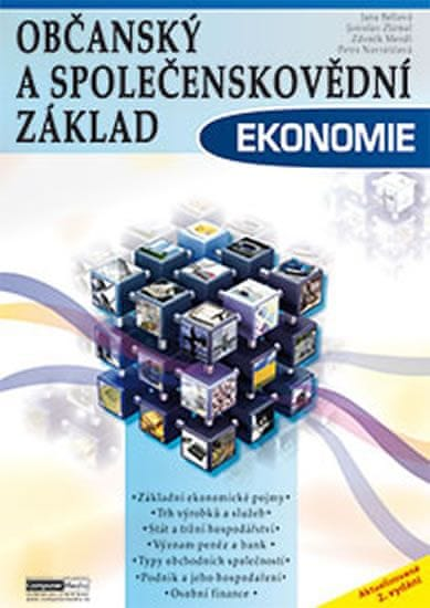 Zlámal Jaroslav a kolektiv: Ekonomie - Občanský a společenskovědní základ