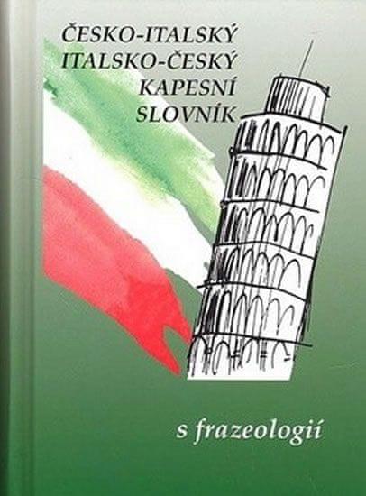 Papoušek Zdeněk: Česko-italský, italsko-český kapesní slovník s frazeologií