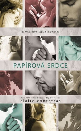 Contreras Claire: Papírová srdce