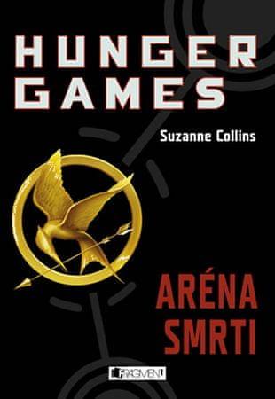 Collins Suzanne: Hunger Games 1 - Aréna smrti - 2. vydání