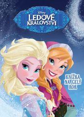 Disney Walt: Ledové království - Knížka na celý rok