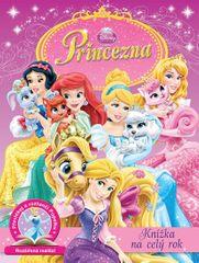 Disney Walt: Princezny - Knížka na celý rok 2015