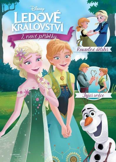 Disney Walt: Ledové království 2 nové příběhy - Kouzelné dětství + Tající srdce