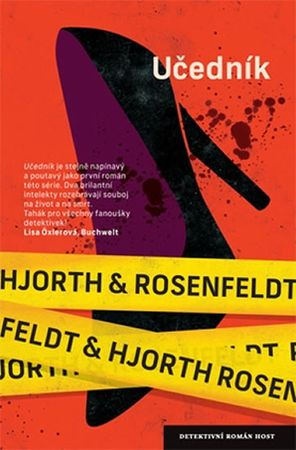 Hjorth Michael, Rosenfeldt Hans,: Učedník