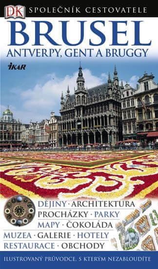 Brusel - Společník cestovatele