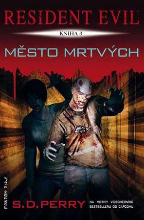 Perry S. D.: Resident Evil 3 - Město mrtvých