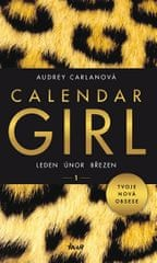 Carlanová Audrey: Leden, únor, březen