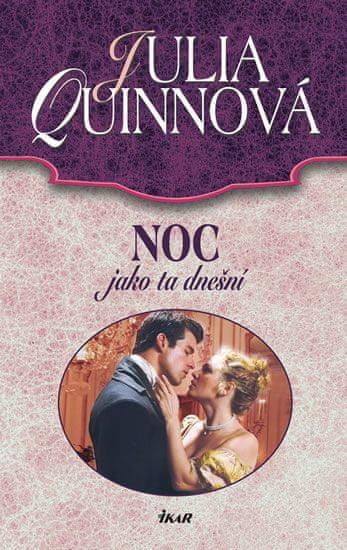 Quinnová Julia: Noc jako ta dnešní