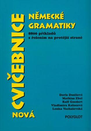 Dusilová Doris: Cvičebnice německé gramatiky - nová