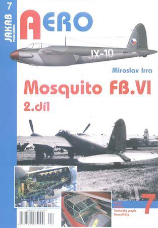 Irra Miroslav: Mosquito FB.VI - 2.díl