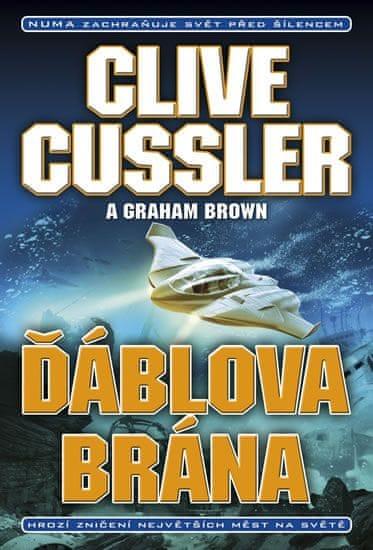 Cussler Clive, Brown Graham,: Ďáblova brána