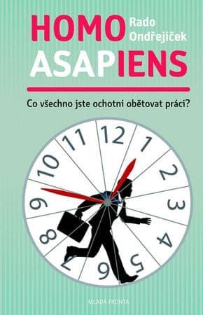 Ondřejíček Rado: Homo asapiens - Co všechno jste ochotni obětovat práci?