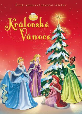 Disney Walt: Královské Vánoce - Čtyři kouzelné vánoční příběhy
