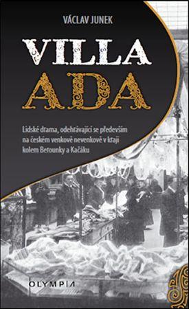 Junek Václav: Vila Adda