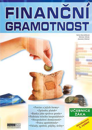 Navrátilová Petra: Finanční gramotnost - učebnice