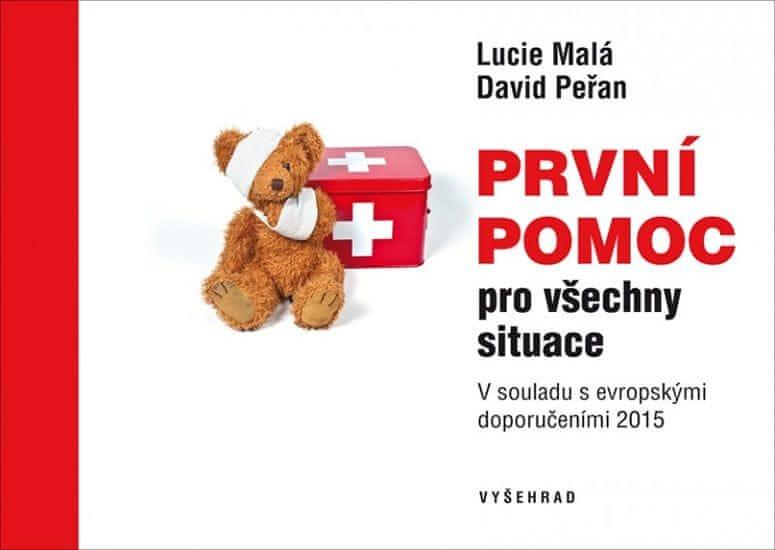 Malá Lucie: První pomoc pro všechny situace - V souladu s evropskými doporučeními 2015