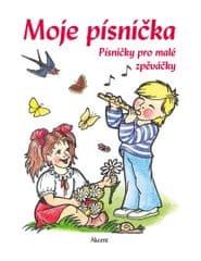 Seidel Jan: Moje písnička - Písničky pro malé zpěváčky