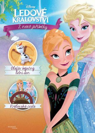 Disney Walt: Ledové království - 2 nové příběhy - Olafův báječný letní den + Královská cesta