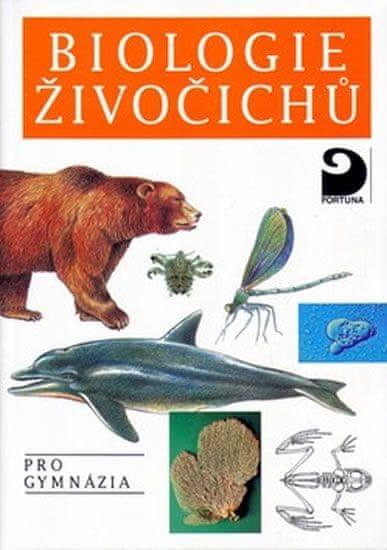 Smrž Jaroslav: Biologie živočichů pro gymnázia