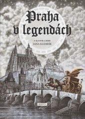 Novotná Anna: Praha v legendách