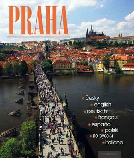 Bárta Vladimír: Praha (ČJ, AJ, NJ, FJ, ŠJ, Pol.J, RJ, IJ)