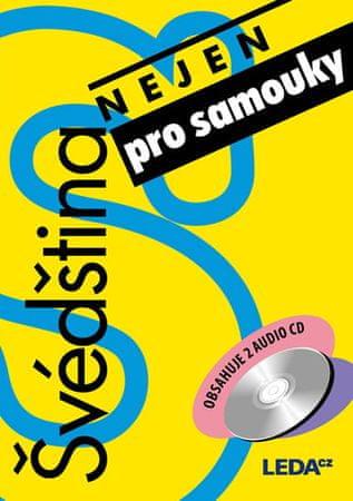 Nováková  a kolektiv E.: Švédština (nejen) pro samouky + klíč + 2 CD