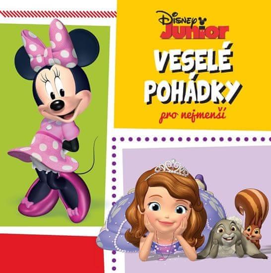 Disney Walt: Veselé pohádky pro nejmenší