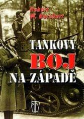 Borchert Hubert W.: Tankový boj na západě