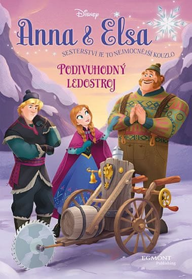 Disney Walt: Ledové království - Podivuhodný ledostroj