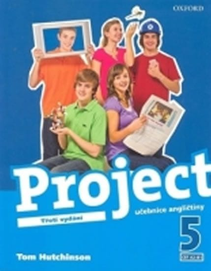 Hutchinson Tom: Project the Third Edition 5 Student´s Book CZ
