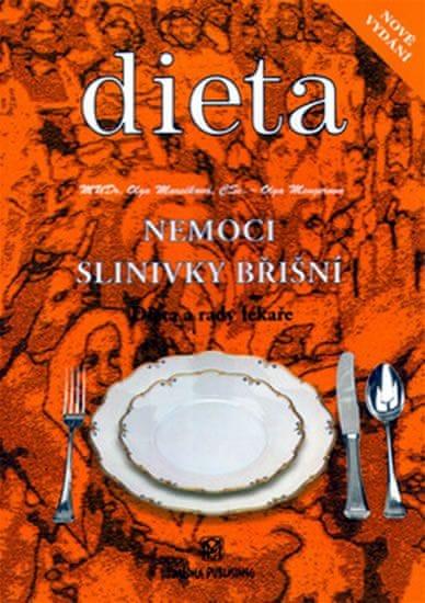 Marečková Olga, Mengerová Olga: Nemoci slinivky břišní - Dieta a rady lékaře