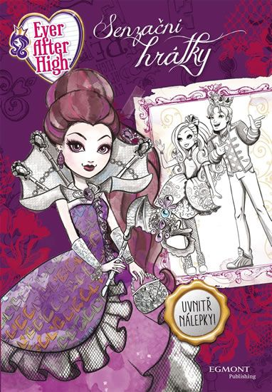 Mattel: Ever After High - Senzační hrátky