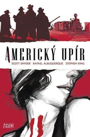 Snyder Scott: Americký upír - komiks