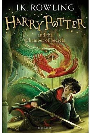 Rowlingová Joanne Kathleen: Harry Potter and the Chamber of Secrets