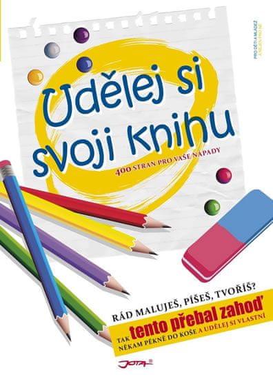Udělej si svoji knihu - 400 stran pro vaše nápady