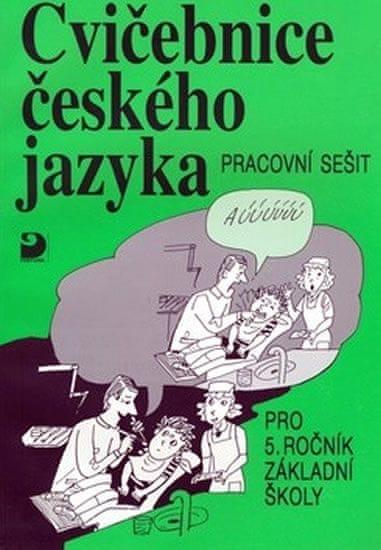 Polanská Jiřina: Cvičebnice českého jazyka pro 5. ročník ZŠ