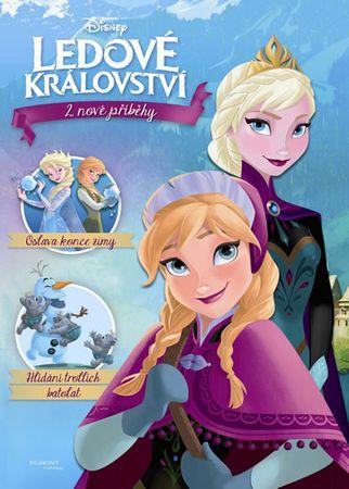Disney Walt: Ledové království - 2 nové příběhy - Oslava konce zimy + Hlídaní trollích batolat