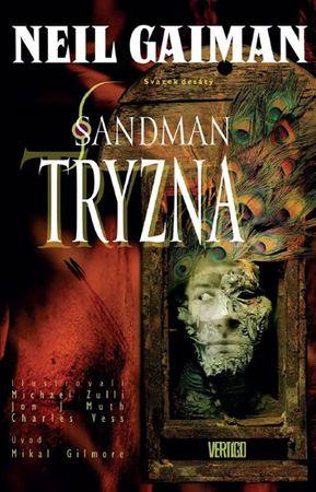 Gaiman Neil: Sandman 10 - Tryzna
