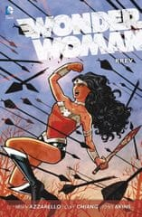 Azzarello Brian: Wonder Woman 1 - Krev