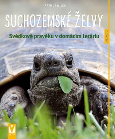 Wilke Hartmut: Suchozemské želvy - Svědkové pravěku v domácím teráriu