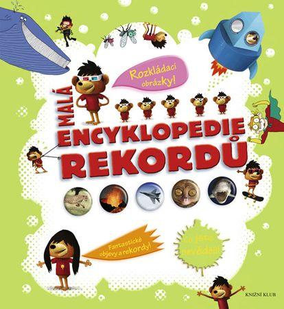 Grinberg Delphine: Malá encyklopedie rekordů