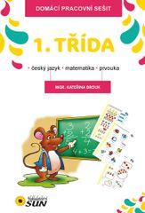 Brouk Kateřina: 1.třída (český jazyk, matematika, prvouka)