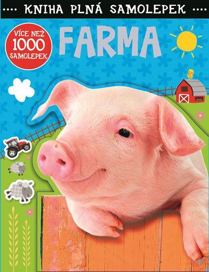 Farma - Více než 1000 samolepek
