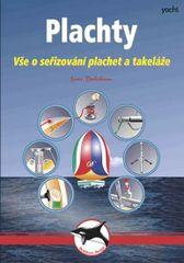 Dedekam Ivar: Plachty - Vše o seřizování plachet a takeláže - 3. vydání