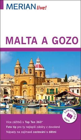 Bötig Klaus: Merian - Malta a Gozo